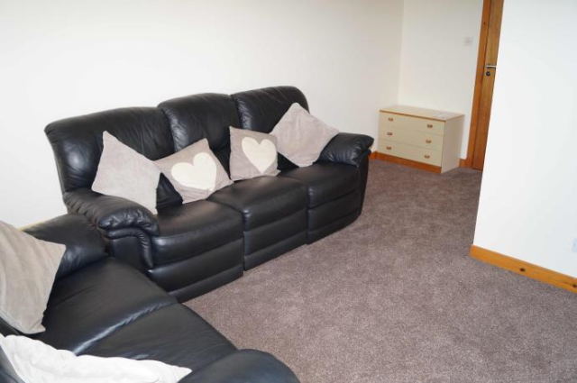 Thumbnail Flat to rent in St Andrew Court, Aberdeen