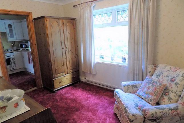 Reception Room 2 of Heol Orchwy, Treorchy, Rhondda Cynon Taff. CF42