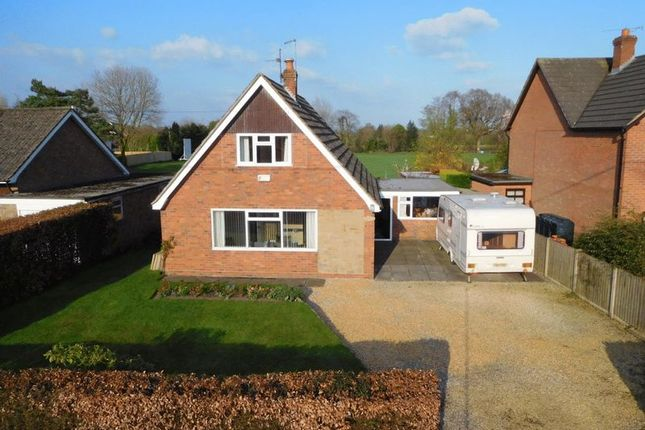 Thumbnail Detached house for sale in Sheppenhall Lane, Aston, Nantwich