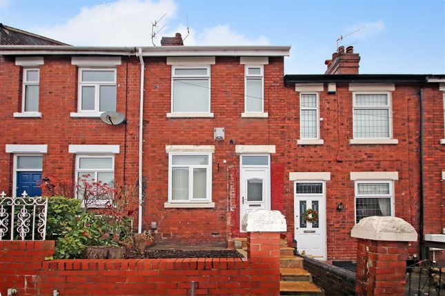 Front of Frederick Avenue, Penkhull, Stoke-On-Trent ST4