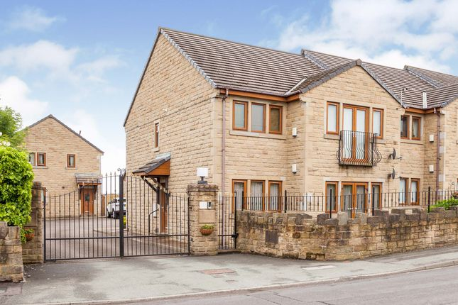 Thumbnail Flat for sale in Church Road, Liversedge, West Yorkshire