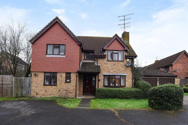 Thumbnail Detached house for sale in Rainworth Close, Reading