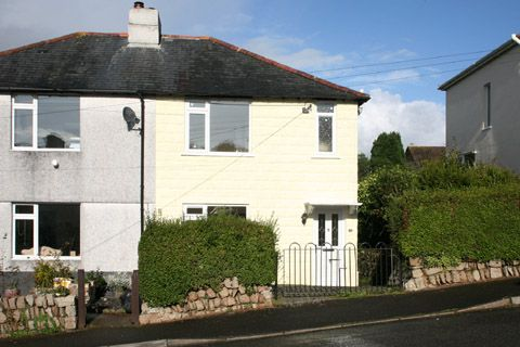 Thumbnail Semi-detached house to rent in Whitham Park, Tavistock