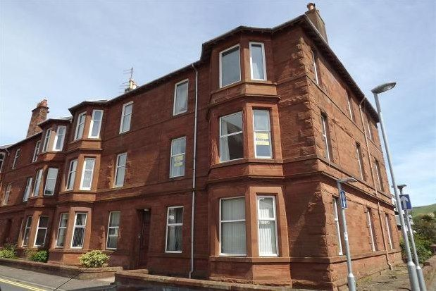 Thumbnail Flat to rent in 15 Stanlane Place, Largs