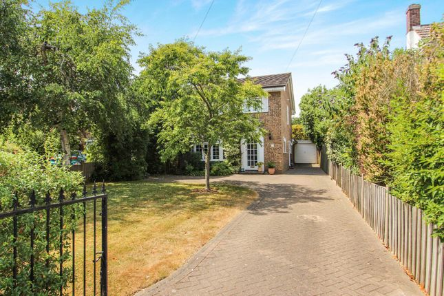 Thumbnail Detached house for sale in Trinity Road, Rayleigh, Essex