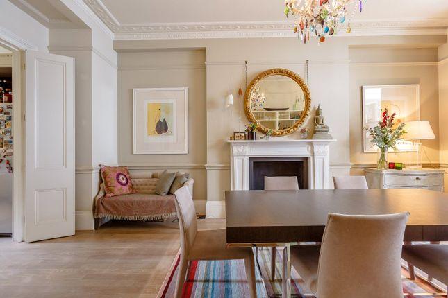 Dining Room of Onslow Gardens, South Kensington, London SW7