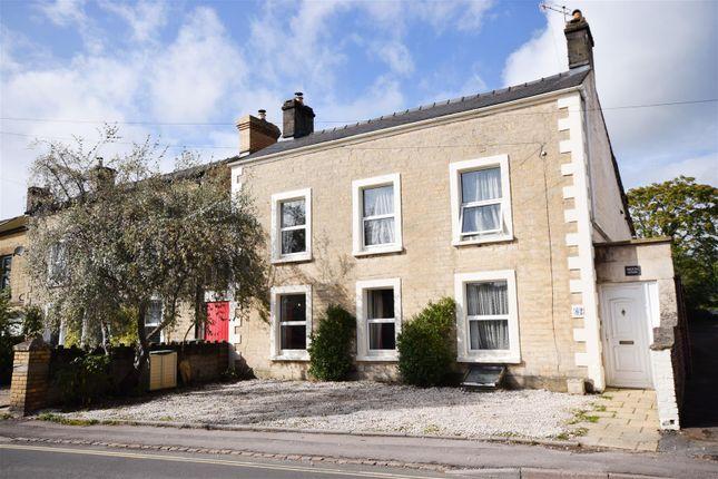 Thumbnail Detached house for sale in Westward Road, Stroud