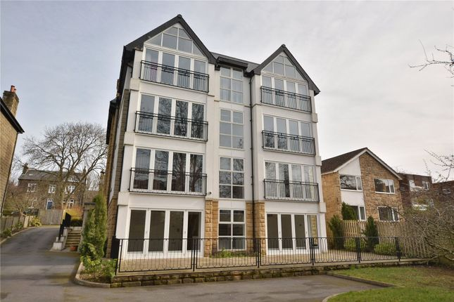 Rear External of The Victoria, Park Crescent, Roundhay, Leeds LS8