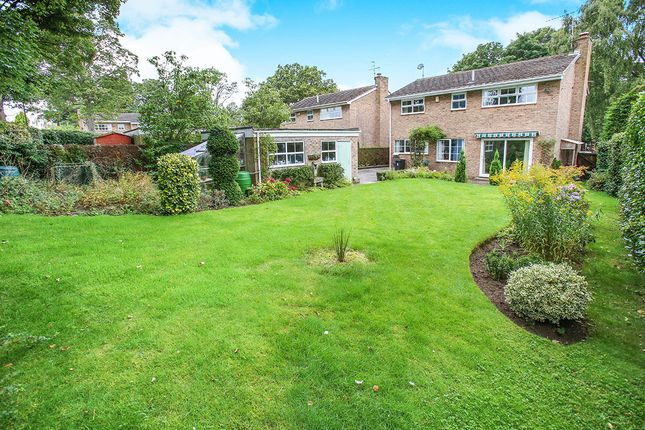 Thumbnail Detached house for sale in Bankside Close, Upper Poppleton, York