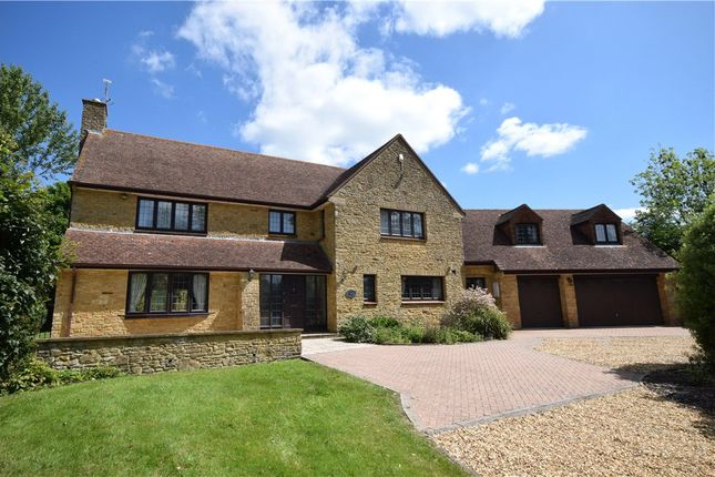 Thumbnail Detached house for sale in Coat, Martock, Somerset