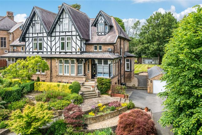 Thumbnail Semi-detached house for sale in York Road, Harrogate, North Yorkshire