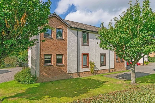 Thumbnail Flat for sale in 7A, Sauchie Road, Crieff