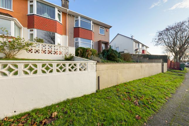3 bed terraced house to rent in Norwich Avenue, Plymouth PL5