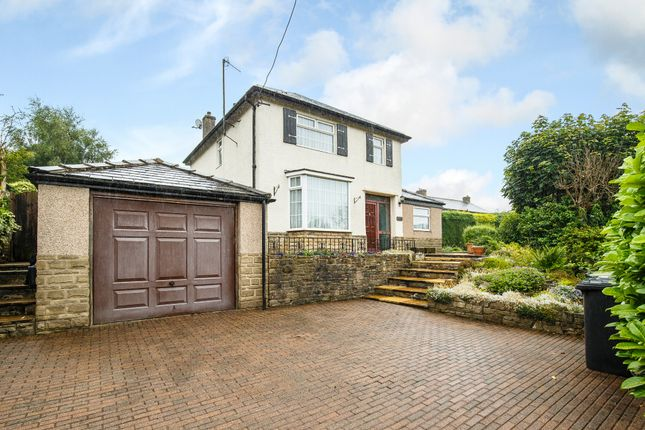 Thumbnail Detached house for sale in Buxton Road, High Peak