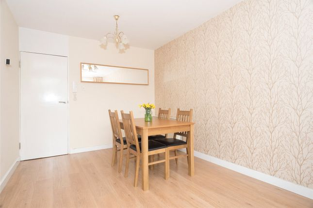 Dining Room of Ingledew Court, Leeds, West Yorkshire LS17