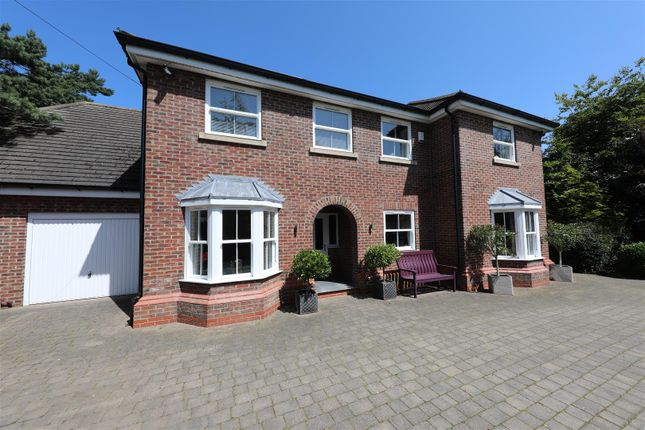 Thumbnail Detached house for sale in Back Lane, Burton Pidsea, Hull
