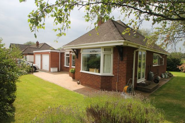 Thumbnail Detached bungalow for sale in Cross Houses, Shrewsbury