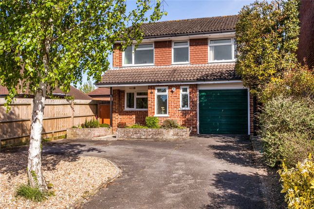 Thumbnail Detached house for sale in Stoney Lane, Winchester, Hampshire