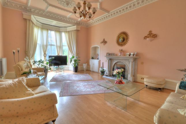 Livingroom of Albert Road, Broughty Ferry, Dundee DD5