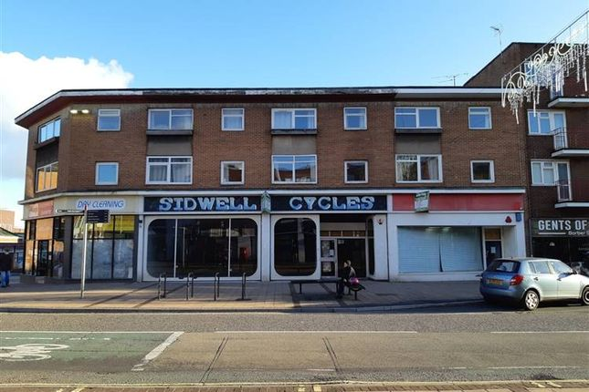 Thumbnail Retail premises for sale in Sidwell Street, Exeter