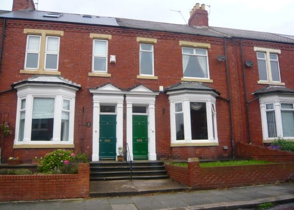 Thumbnail Terraced house to rent in Blagdon Avenue, South Shields