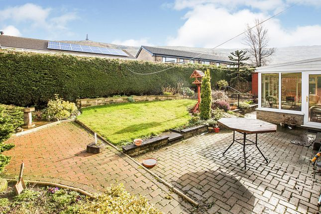 Garden of Harvelin Park, Todmorden, West Yorkshire OL14
