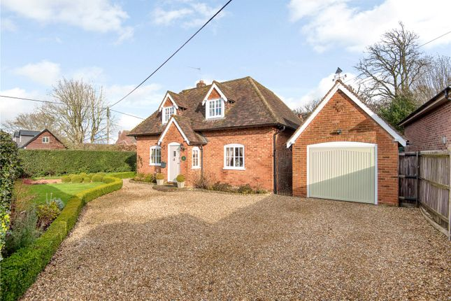 Thumbnail Detached house for sale in Hook Road, Rotherwick, Hook, Hampshire