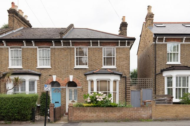 Thumbnail Semi-detached house for sale in Algernon Road, Ladywell