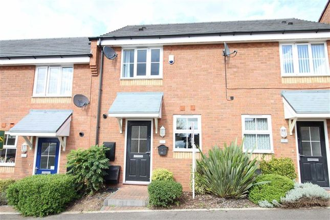 Thumbnail Town house for sale in Haslingden Crescent, Dudley