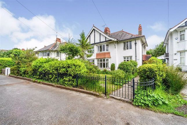 5 bed semi-detached house for sale in Gower Road, Sketty, Swansea SA2