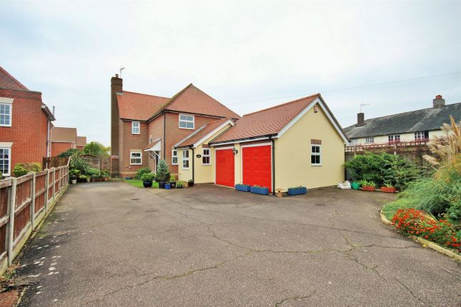 Thumbnail Detached house for sale in Fingringhoe Road, Langenhoe, Colchester, Essex
