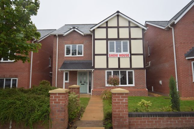 Thumbnail Detached house for sale in Plot 27, Thorncliffe Road, Barrow-In-Furness
