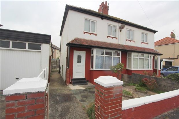 Thumbnail Property for sale in Lockerbie Avenue, Thornton Cleveleys