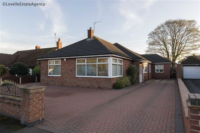 Thumbnail Bungalow for sale in Kingsway, Scunthorpe