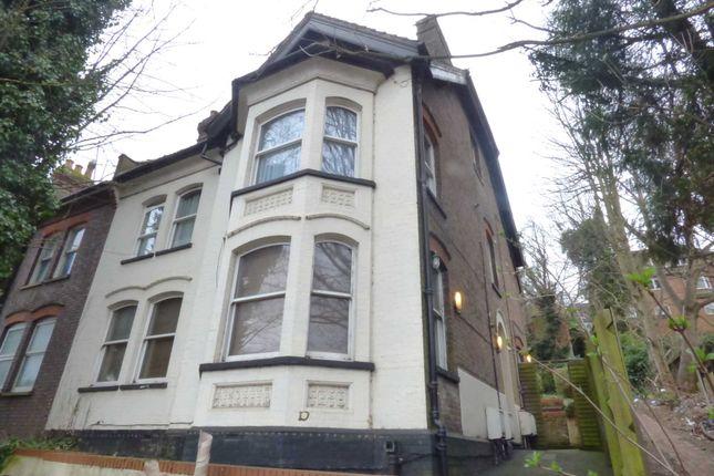 Thumbnail Block of flats for sale in Ashburnham Road, Luton