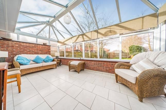 Conservatory of Chedworth Drive, Widnes, Cheshire WA8