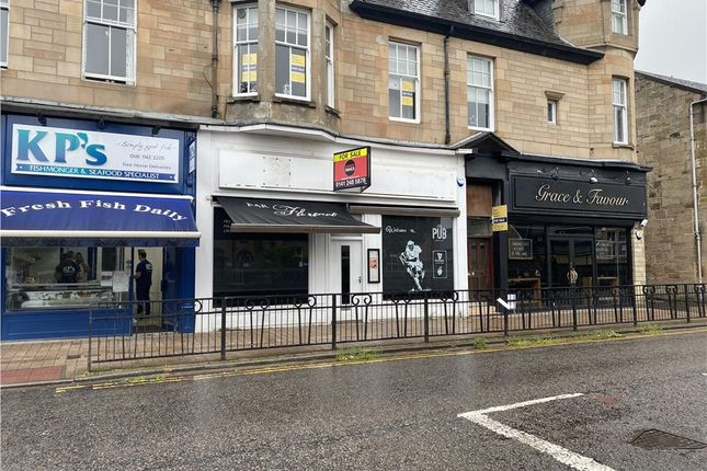 Thumbnail Leisure/hospitality to let in 7 Roman Road, Bearsden, Glasgow, Lanarkshire