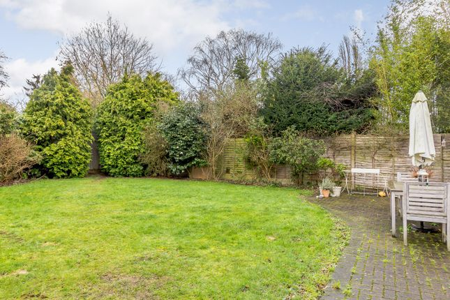 Garden of Beechcroft Avenue, New Malden KT3