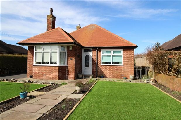 Thumbnail Bungalow to rent in West Drive, Thornton-Cleveleys