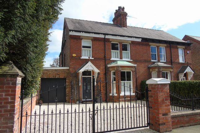 Thumbnail Semi-detached house for sale in St Johns Road, Driffield, East Riding Of Yorkshire
