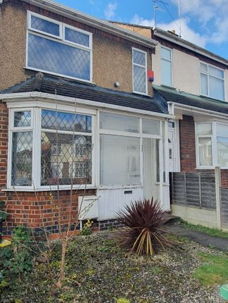 Thumbnail End terrace house for sale in Honiton Road, Wyken, Coventry