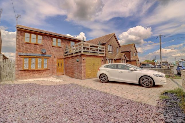Thumbnail Detached house for sale in Normans Bay, Pevensey