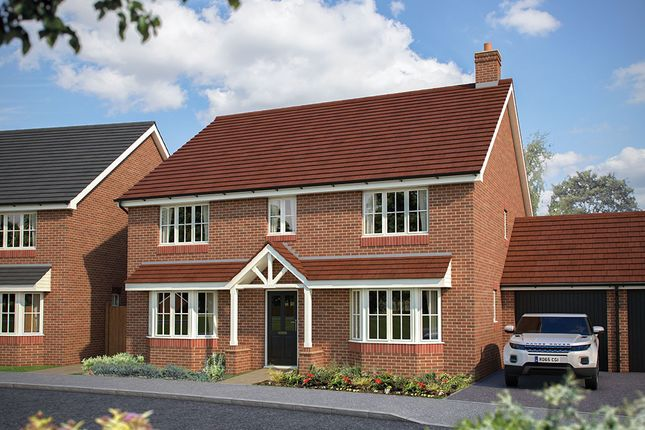 "Thumbnail Detached house for sale in ""The Winchester"" at Station Road, Salford Priors, Evesham"