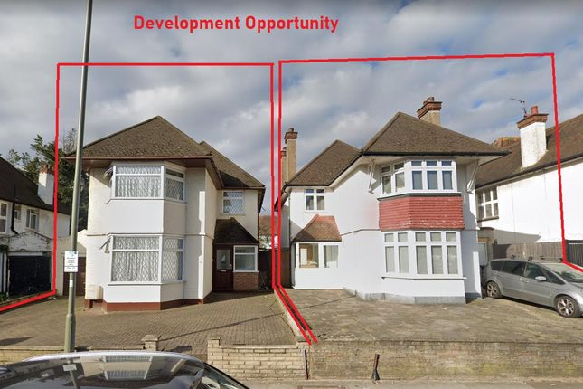 Thumbnail Land for sale in Edgwarebury Lane, Edgware