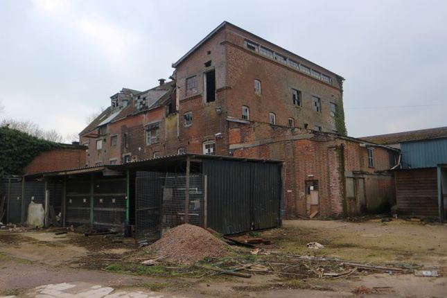 Thumbnail Industrial for sale in Earsham Mill, Church Lane, Earsham, Bungay, Suffolk
