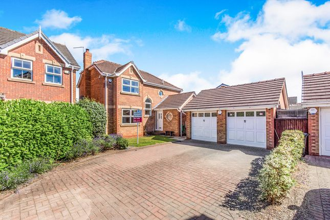 Thumbnail Detached house for sale in Warren Close, Warmsworth, Doncaster