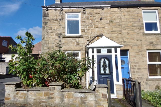 Thumbnail Terraced house for sale in Railway Street, Lanchester, Durham