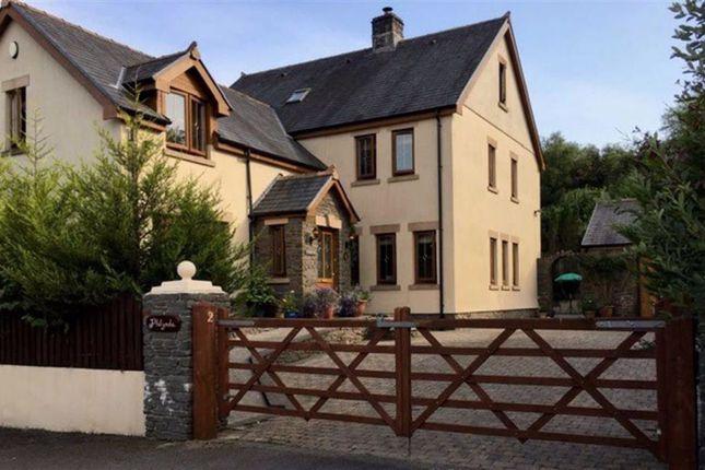 Thumbnail Detached house for sale in Clos Y Gorlan, Foelgastell, Llanelli