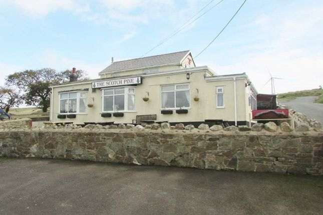 Thumbnail Pub/bar for sale in The Scotch Pine Inn, Ammanford