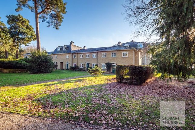 Thumbnail End terrace house for sale in Blofield Hall, Hall Road, Blofield, Norfolk